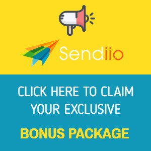 sendiio bonus package